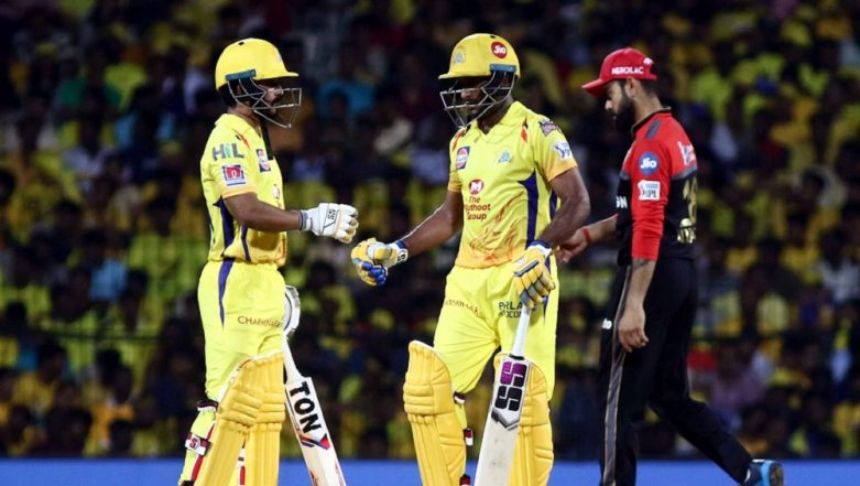 VIVO IPL 2019: BCCI Asks Franchises to Prepare Sporting Wickets, After RCB Bundles Out for Just 70 Runs