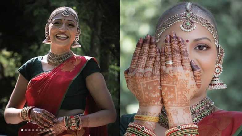 This Cancer Survivor Turns a 'Bald and Beautiful' Bride! See Viral Pics as She Spreads Hopes and Smiles All over the Internet