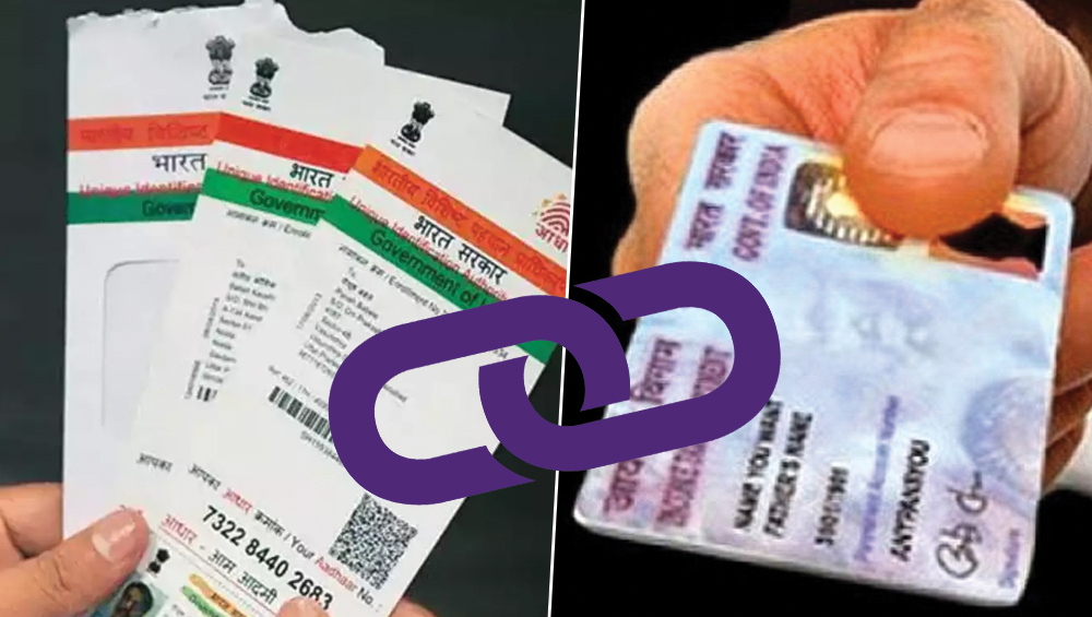PAN-Aadhaar Linking Deadline Extended Till December 31, 2019; Here's All Steps to Link Two Documents