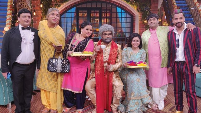 Chandan Prabhakar BACK on The Kapil Sharma Show; THIS Was the Reason Why He Was Absent From The Show