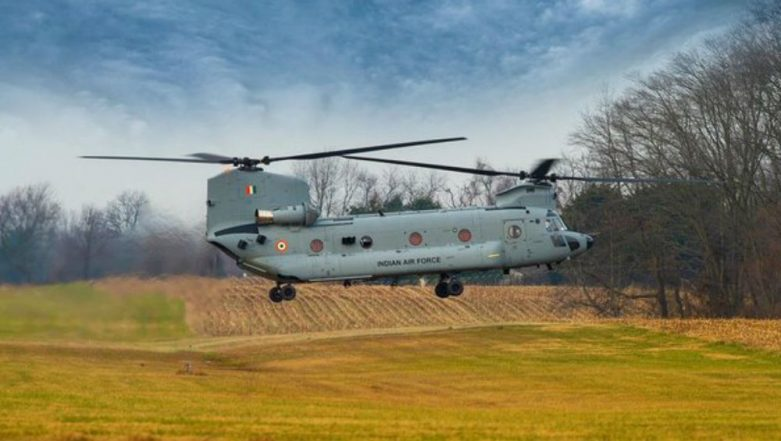Chinook Helicopters Join Indian Air Force Fleet; Here's All You Need To Know About The CH-47F Heavy-Lift Chopper