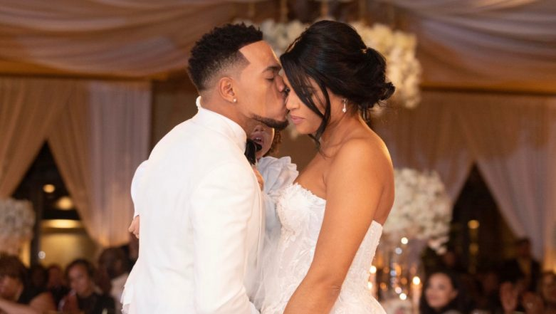 Chance the Rapper Marries Kirsten Corley! Here's the Official First Batch of Their Beautiful Wedding Pictures