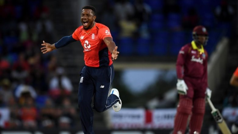 Live Cricket Streaming of West Indies vs England 3rd T20I 2019 on SonyLIV: Check Live Cricket Score, Watch Free Telecast Details of WI vs ENG 3rd T20 Match on TV & Online
