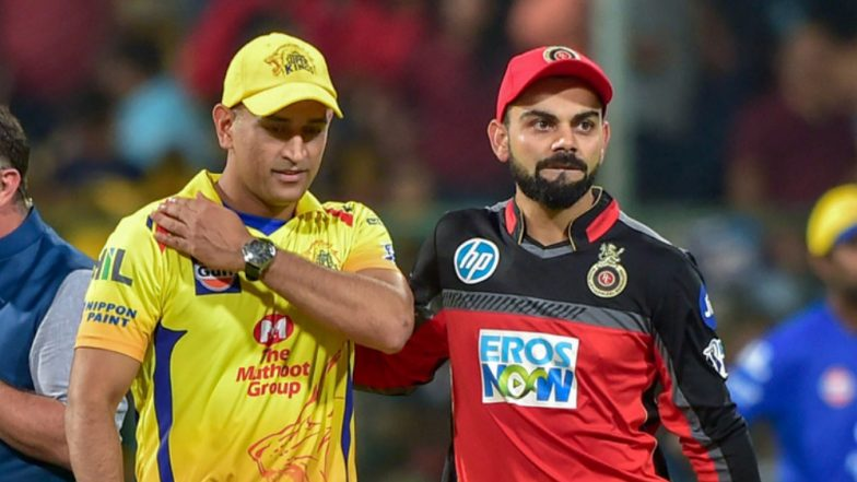 MS Dhoni vs Virat Kohli: Chennai Super Kings Trolls Royal Challengers Bangalore Ahead of Opening Game of IPL 2019 (Watch Video)