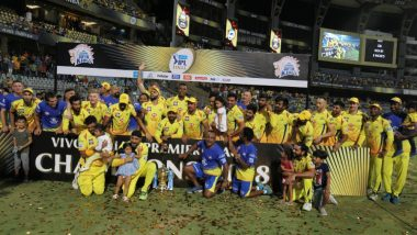 IPL 2018 Winner: Here's a Quick Look Back How CSK Won Last Year's Indian Premier League