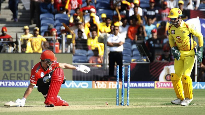 RCB vs CSK Head-to-Head Record: Ahead of IPL 2019 Clash, Here Are Match Results of Last 5 Royal Challengers Bangalore vs Chennai Super Kings Encounters!