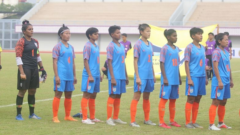 SAFF Women's Championship 2019: India Thrashes Bangladesh 4–0, Reaches Final for 5th Time in a Row