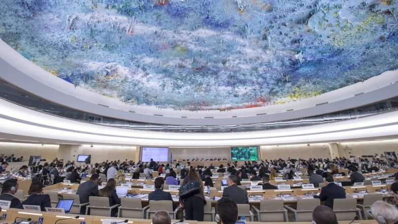 Indian Student Wonder Nayal at UNHRC: Don't Need Job, Title or Occupation to Help World