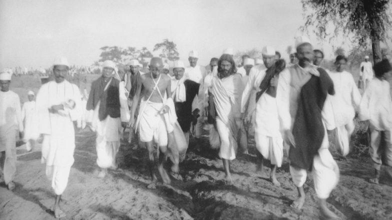 Dandi March 89th Anniversary: PM Narendra Modi, Congress Pay Rich Tributes to Mahatma Gandhi on Twitter