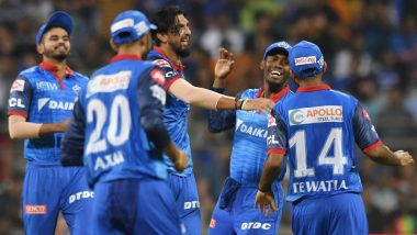 DC vs SRH, IPL 2019 Eliminator Toss Report & Playing XI Live Updates: Delhi Capitals Opt to Bowl vs Sunrisers Hyderabad, Include Colin Munro