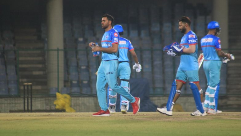 MI vs DC Toss Report and Playing XIs Live Update: Rohit Sharma-Led Mumbai Indians Opt to Bowl, Rasikh Salam Handed Debut