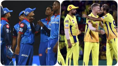 DC vs CSK, IPL 2019, Delhi Weather & Pitch Report: Here's How the Weather Will Behave for Indian Premier League 12's Match Between Delhi Capitals and Chennai Super Kings