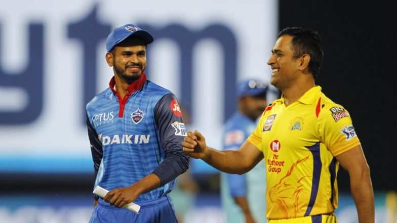 CSK vs DC Head-to-Head Record: Ahead of IPL 2019 Qualifier 2 Clash, Here Are Match Results of Last 5 Chennai Super Kings vs Delhi Capitals Encounters!
