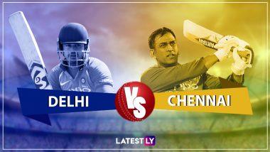 DC vs CSK, IPL 2019 Highlights: Chennai Super Kings Beat Delhi Capitals by 6 Wickets