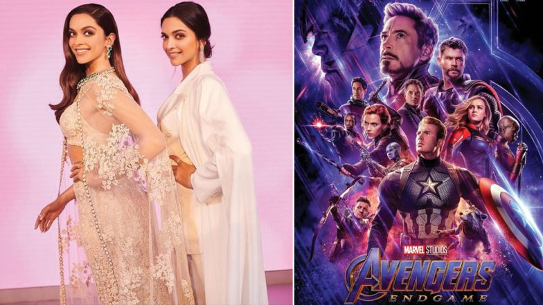 Deepika Padukone Keen to Be an Indian Avenger, Says It Would Be Very Interesting