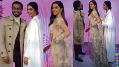 Ranveer Singh Smitten by Deepika Padukone's Wax Statue at Madame Tussauds Is the Best Thing on Internet Today