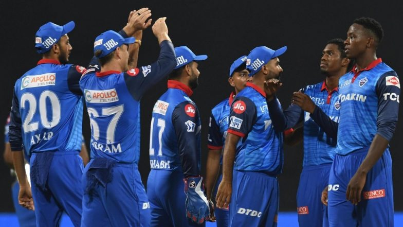 DC vs CSK Toss Report and Playing XIs Live Update: Delhi Capitals Wins Toss, Opts to Bat First (Watch Video)