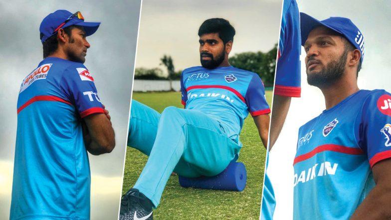 Delhi Capitals IPL 2019 Team: Prithvi Shaw, Hanuma Vihari & Others Start Preparing for Indian Premier League Season 12 (See Pics)