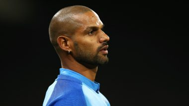 Team India in Trouble! Shikhar Dhawan Fractures Left Thumb, ICC Cricket World Cup 2019 Participation in Doubt