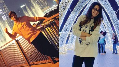 Dipika Kakar and Shoaib Ibrahim's Dubai Holiday Pictures Will Make You Pack Your Bags Right Away
