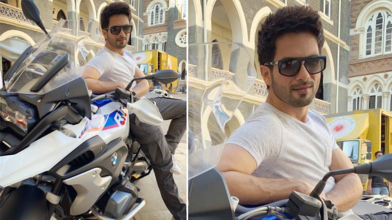 Shahid Kapoor to Star in India's Biggest Biking Film - Read Details
