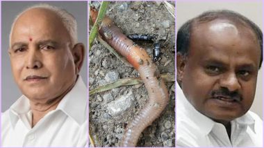 'Yeddyurappa, Kumaraswamy or Earthworms, Who Is Farmers' Friend?' Bengaluru School Asks Bizarre Question in Class 8 Exam
