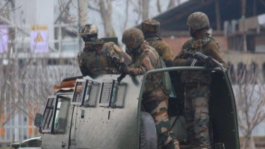 Pulwama Grenade Attack: CRPF Camp Targetted Again by Terrorists in Tral, Security Forces Begins Encounter