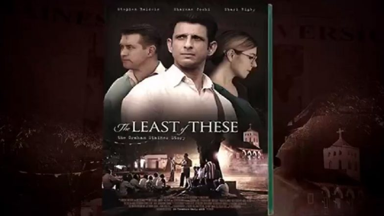'The Least of These: The Graham Staines Story' Is About Tolerance, Says Sharman Joshi