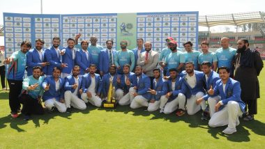 Historic Day for Afghanistan, Says Skipper Asghar Afghan After Maiden Test Win Against Ireland