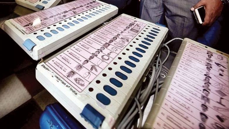 Lok Sabha Elections 2019: TRS Polling Agent Arrested For Taking Photograph Inside EVM Strongroom in Malkajgiri Constituency