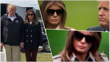Fake Melania? Twitter is Convinced that the FLOTUS Has a Body Double After US President Donald Trump's Latest Appearance