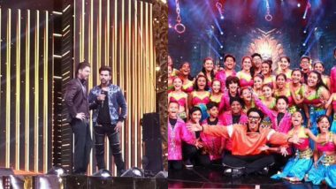 Filmfare Awards 2019: Ranveer Singh, Vicky Kaushal and Shah Rukh Khan Set the Stage on Fire with Their Dance Acts (Watch Inside Videos)