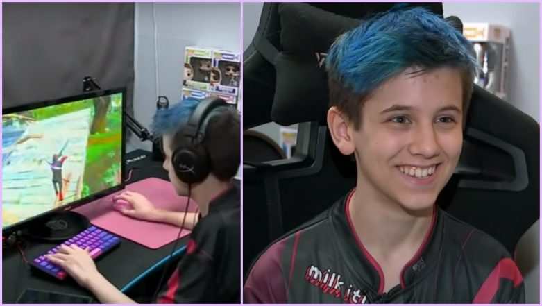 Fortnite Champ 14-Year-Old From Long Island Earns USD 200K by Playing the Video Game Online (Watch Video)
