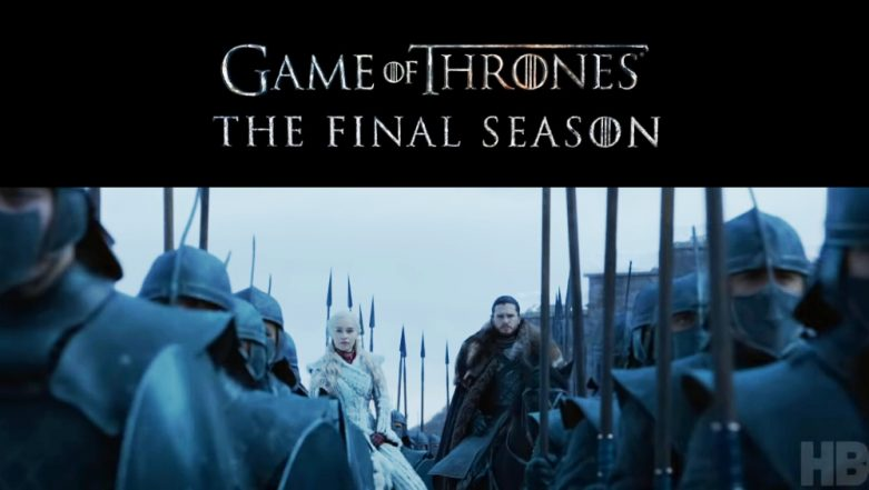 Game of Thrones Season 8 Trailer: The GoT Final Season Promo For The Big Battle Gives Us The Chills But No Big Surprises - Watch Video