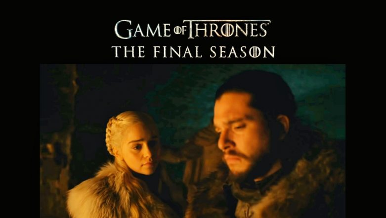 Games of Thrones 8: These Twitter Reactions on The GoT Final Season Trailer Will Leave You in Splits - Read Tweets
