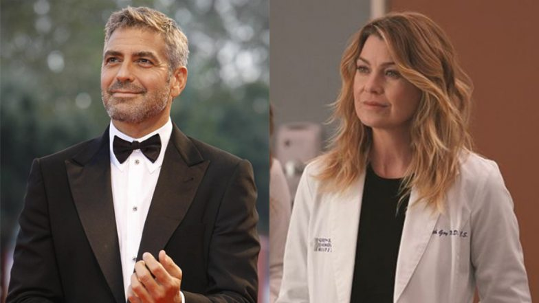 Thats Got To Stop Says George Clooney As Greys Anatomy Replaces