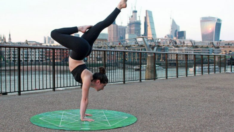 Maryland Yoga Fanatic Suffers Stroke While Practicing Handstand; Tears Her Neck Artery With Complex Posture