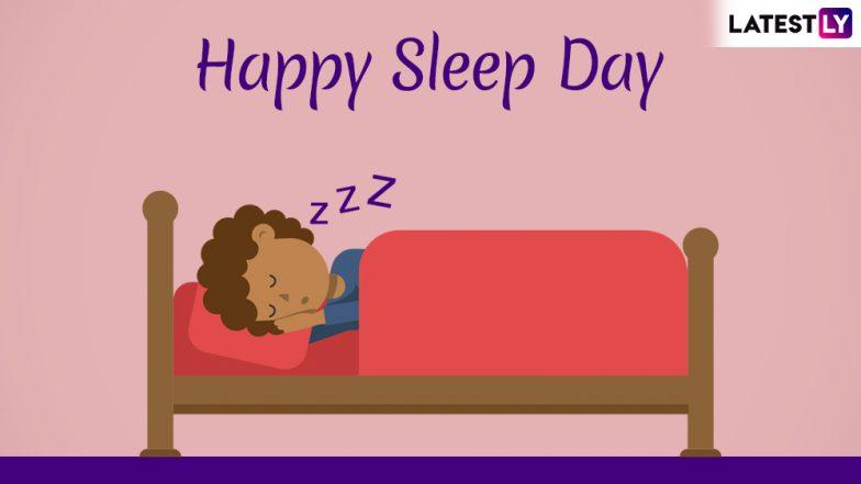 World Sleep Day 2019 Video: Yoga Asanas And Pranayam To Help You Sleep Like A Baby