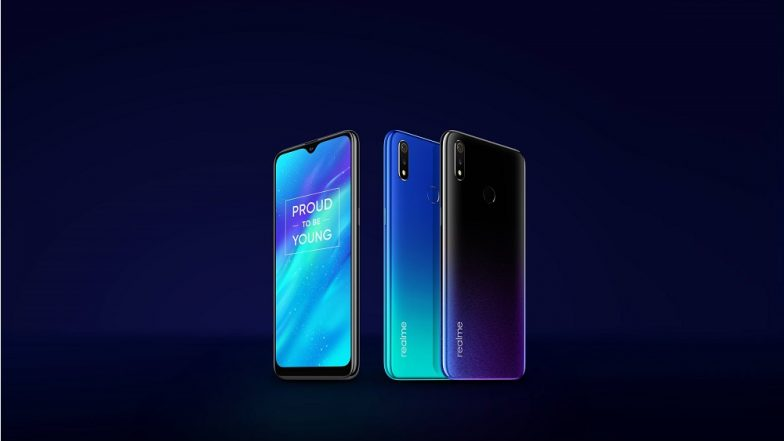 Realme 3 With Dewdrop Notch & Dual Rear Camera Launched; Price in India Starts From Rs 8999