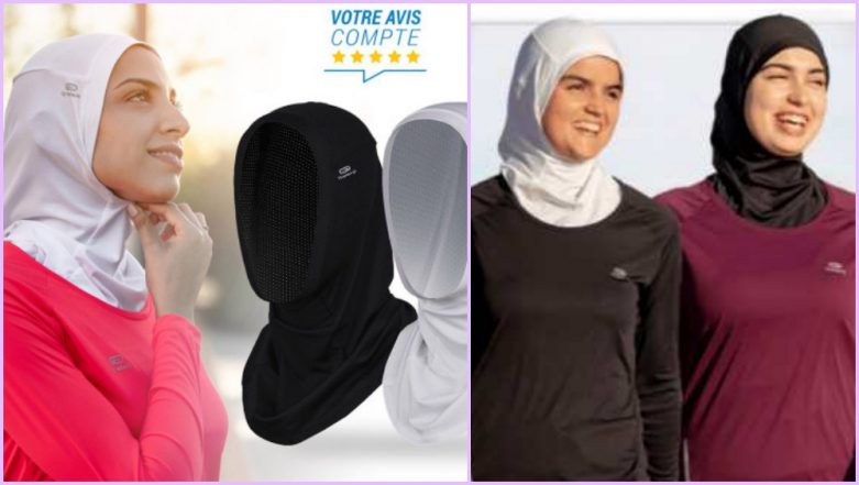 Decathlon Faces Threats Over Controversial Item 'Hijab De Running', Decides to Stop Selling Sports Hijab in France