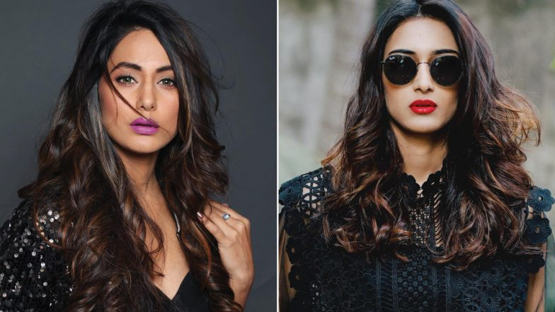 Hina Khan Opens Up On Rumours Of Not Getting Along With Kasautii Zindagii Kay 2 Co-Star Erica Fernandes!