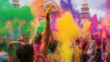 Happy Holi 2019: 5 Must-Visit Places in India to Celebrate the Festival of Colours