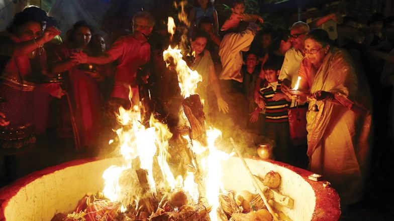 Holika Dahan 2019 Date and Time: Know Shubh Muhurat and Puja Vidhi of Chhoti Holi