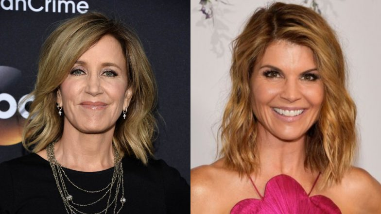 Hollywood Actresses Felicity Huffman and Lori Loughlin Charged in the Biggest College Admissions Cheating Scandal