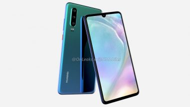 Huawei P30 Pro Flagship Smartphone To Be Launched in India Soon After Global Launch on March 29 - Report