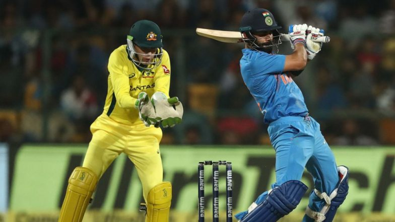 Live Cricket Streaming of India vs Australia, 1st ODI 2019 on Hotstar: Check Live Cricket Score, Watch Free Telecast IND vs AUS 1st ODI on Star Sports & Online