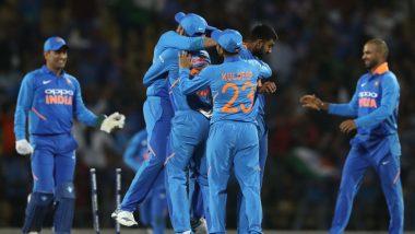 IND vs AUS 2nd ODI Video Highlights: Vijay Shankar, Jasprit Bumrah Script Thrilling Win After Virat Kohli's Century as India Registers 500th ODI Victory