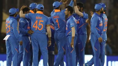 Team India Creates an Unwanted Record After Losing to Australia in 4th ODI 2019 in Mohali