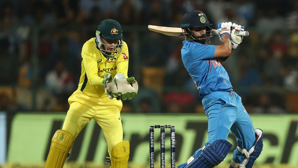 India vs Australia Live Cricket Score, 1st ODI 2020: Get Latest Match Scorecard and Ball-by-Ball Commentary Details for IND vs AUS Match From Mumbai