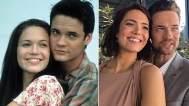 A Walk To Remember: Mandy Moore and Shane West Reunite 17 Years After the Film's Release Leaving Fans Crying With Joy - See Pics!